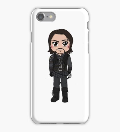 D'Artagnan Season 2 - The Musketeers iPhone Case/Skin