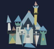 Medieval Castle Kids Tee