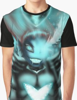Undyne The Undying  Graphic T-Shirt