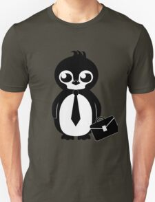 Business Penguin Unisex T-Shirt