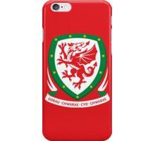 WALES Dream Team EURO 2016 iPhone Case/Skin