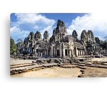 Angkor Wat Temples in Cambodia, Malaysia Canvas Print