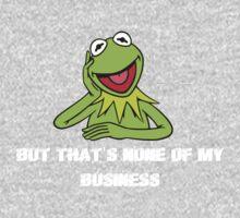 Kermit Meme One Piece - Long Sleeve