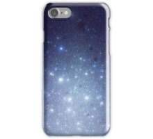 Stars freezing to standstill iPhone Case/Skin