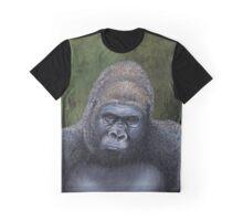 Endangered Gorilla Graphic T-Shirt