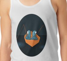 2 in a boat Tank Top