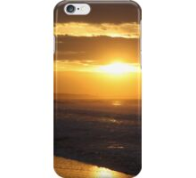 Sunrise over Point Lonsdale iPhone Case/Skin