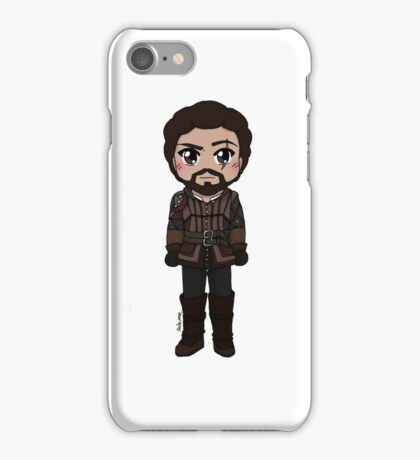 Porthos Season 2 - The Musketeers iPhone Case/Skin