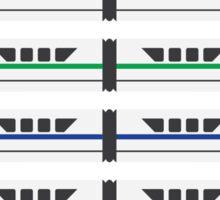 Monorails Sticker