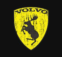 Volvo Prancing Moose - Grunge Unisex T-Shirt