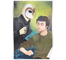 Ellis and Hollows  Poster