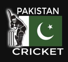 Pakistan Cricket One Piece - Short Sleeve