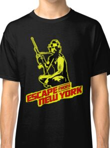 Snake Plissken (Escape from New York) Colour Classic T-Shirt