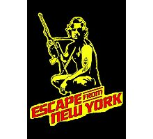 Snake Plissken (Escape from New York) Colour Photographic Print