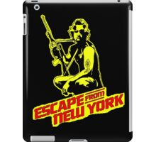 Snake Plissken (Escape from New York) Colour iPad Case/Skin