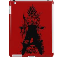 Saiyan Power up iPad Case/Skin