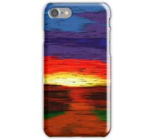 Picture 2015067 Justin Beck Glowing Sunset iPhone Case/Skin
