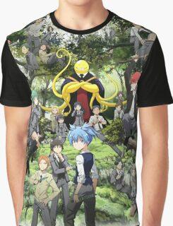 Class 3-E Graphic T-Shirt