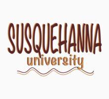 Susquehanna University One Piece - Short Sleeve