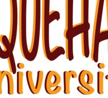 Susquehanna University Sticker