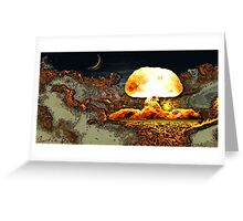 Picture 2015065 Justin Beck Nuke Greeting Card