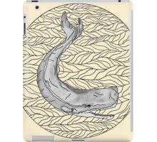 Whale Love iPad Case/Skin