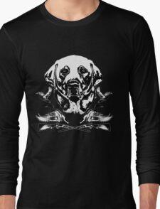Duck hunter Lab Long Sleeve T-Shirt