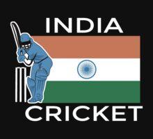 India Cricket Kids Tee