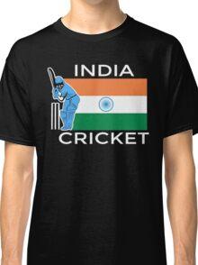 India Cricket Classic T-Shirt