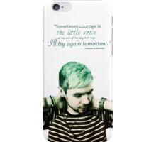 Jacksepticeye- Courage iPhone Case/Skin