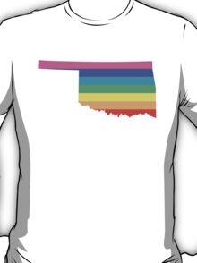 rainbow oklahoma T-Shirt
