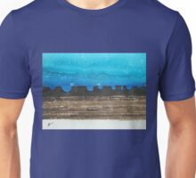 Long Dusk original painting Unisex T-Shirt