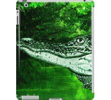 Croc Justin Beck Picture 2015084 iPad Case/Skin