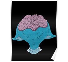 Brained Poster