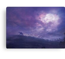 Ocarina Prelude (45 left!) Canvas Print