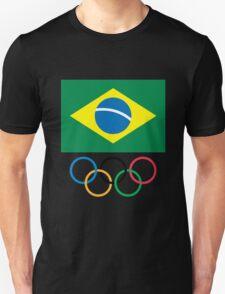 Brazilian Olympic Committee Unisex T-Shirt