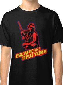 Snake Plissken (Escape from New York) Colour 2 Classic T-Shirt