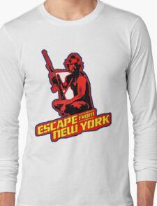 Snake Plissken (Escape from New York) Colour 2 Long Sleeve T-Shirt