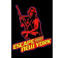 Snake Plissken (Escape from New York) Colour 2 Photographic Print