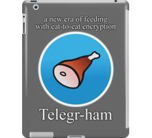 Telegr-ham iPad Case/Skin