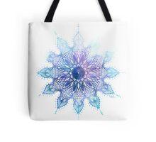 Spun - Blue Tote Bag