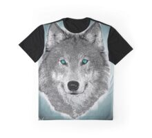 Wise Wolf Justin Beck Picture 2015089 Graphic T-Shirt