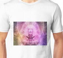 Yoga Buddha Style Unisex T-Shirt