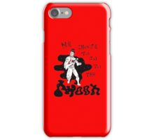 We Choose To Go To The Moon iPhone Case/Skin