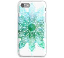 Spun - Seafoam green iPhone Case/Skin