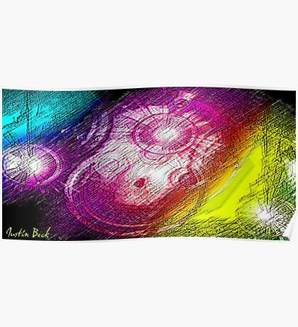 Picture 2015047 Justin Beck Celestial Beings Poster