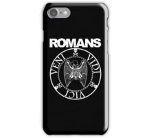 Romans iPhone Case/Skin