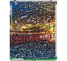 Picture 2015058 Justin Beck Sunset bay iPad Case/Skin