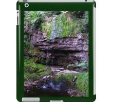 Sgwd Henrhyd Drips iPad Case/Skin