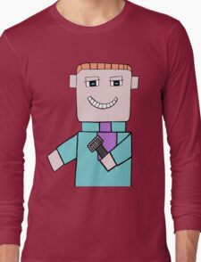 Comedian Game Show Host Long Sleeve T-Shirt